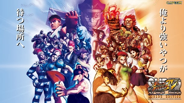 Capcom Announces Street Fighter Iv Arcade Edition Returning To Esgn