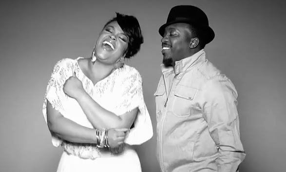 Jill Scott And Anthony Hamilton So In Love In Video Grown People