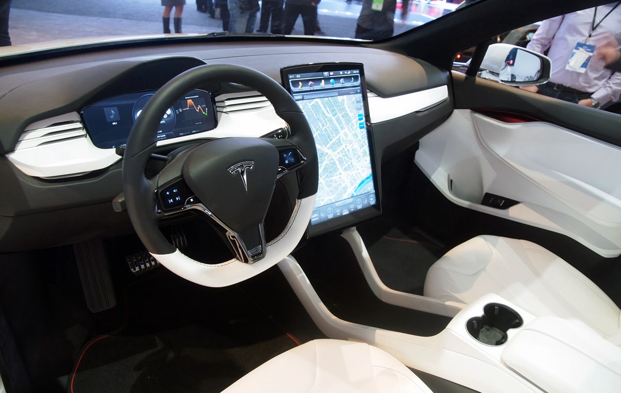 Tesla Model X Suv To Electric Car Future Mycarzilla