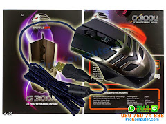 Mouse Gaming Battlecat G300U 6 tombol