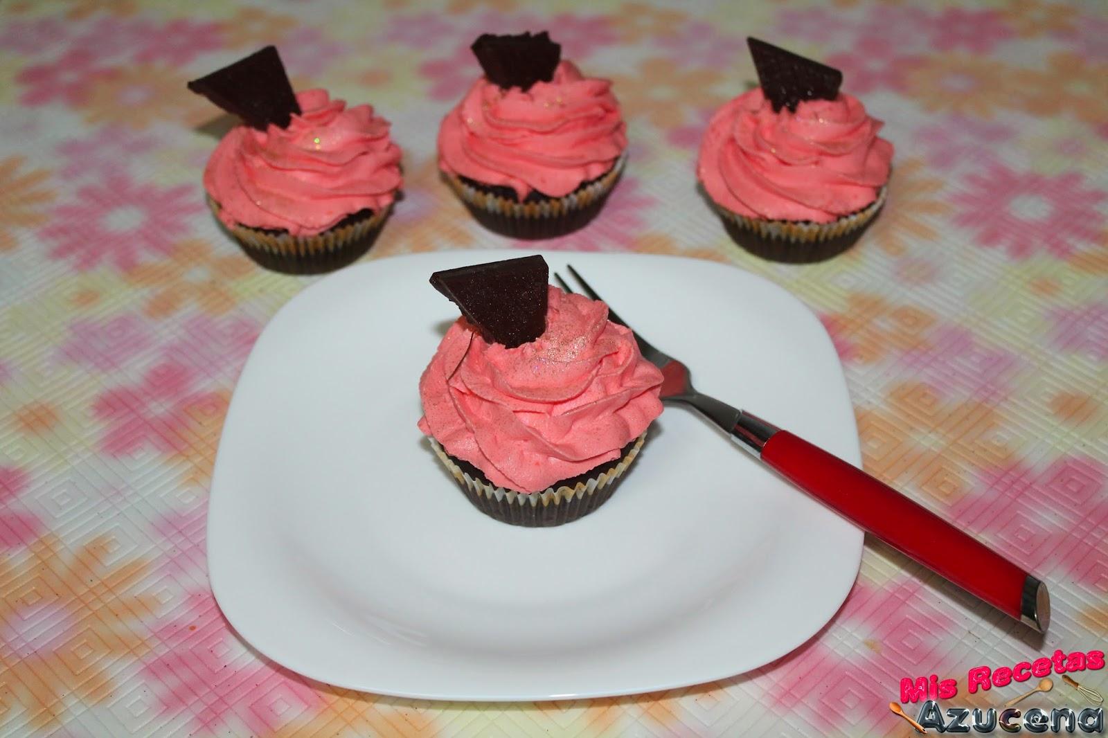 Cupcakes de choc...