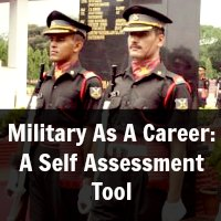 Military As A Career: A Self Assessment Tool
