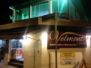 Padaria Velmont Rua Sumidouro, 555