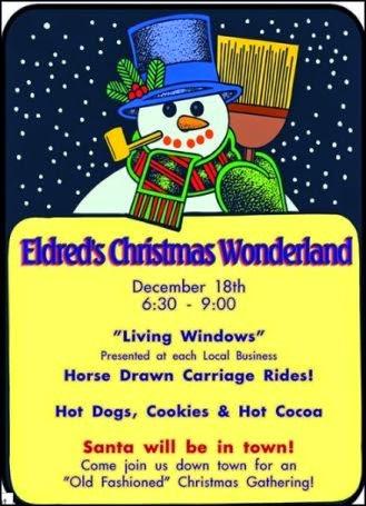 12-18 Eldred's Christmas Wonderland