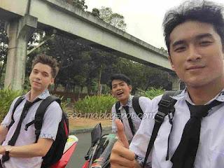 Foto Iyan Boy dan Haikal di Sinetron Anak Jalanan RCTI