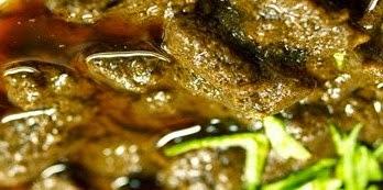 Opor Daging Sapi Untuk Sajian Lebaran Haji