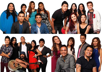 The VoicePh Top 24 Contestants (Artists)