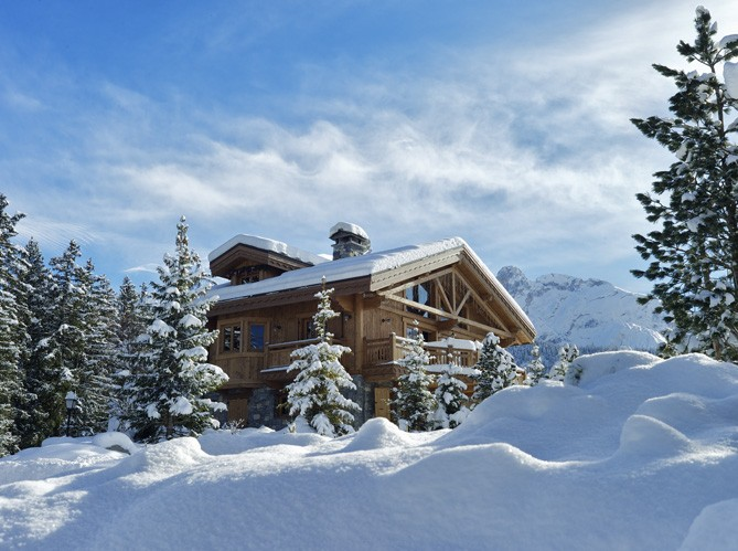 Blog by nela una caba a para so ar - Cabanas de madera en la nieve ...