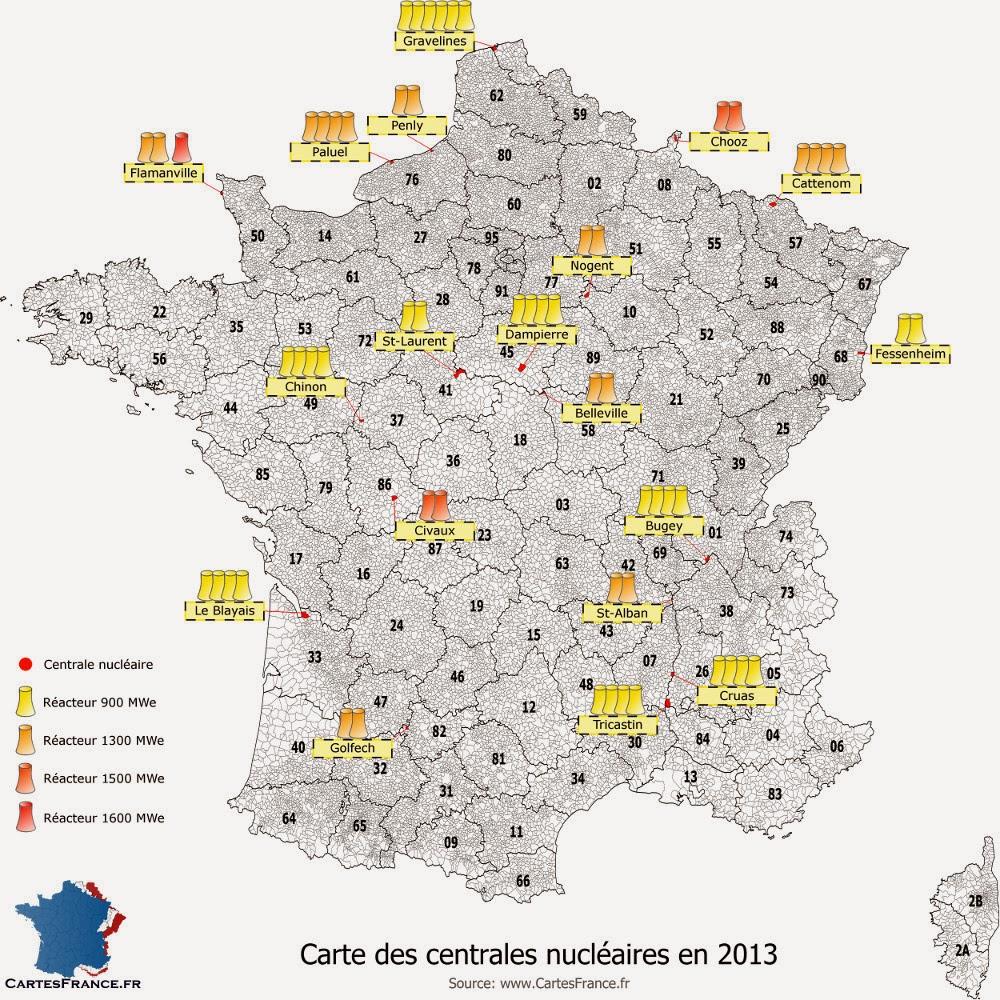 Villes Du Loiret Ou Zone Blanche Carte