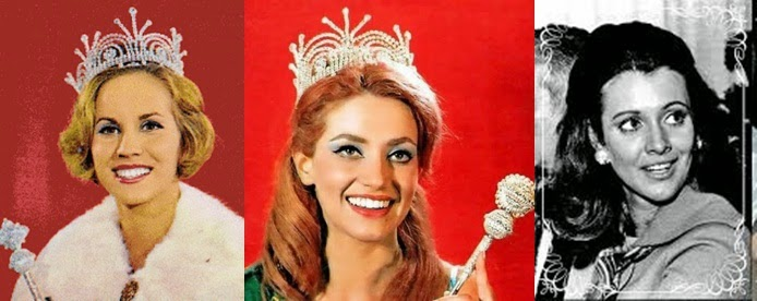 Miss Universo Brasil 1966, 1967 e 1968