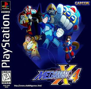 LINK DOWNLOAD GAMES Mega Man X4 ps1 ISO FOR PC CLUBBIT