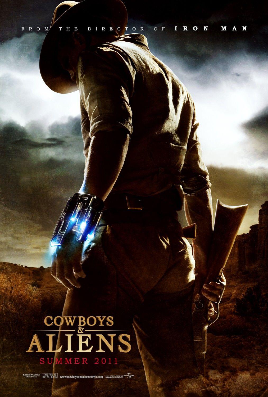 Cowboys & Aliens 2011 movie
