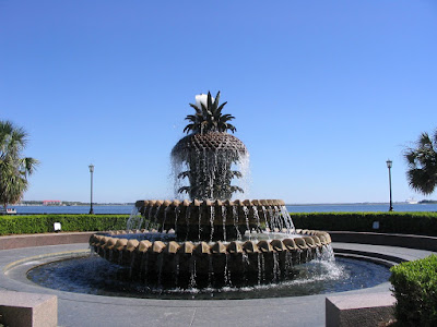 Charleston fountain stillls