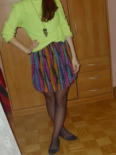 Neonowo kolorowo :))