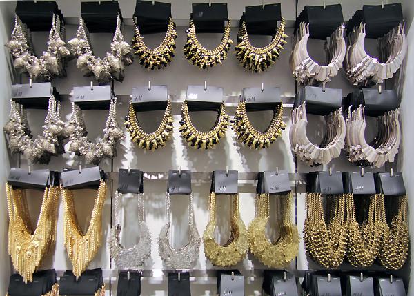 H&M VIP shopping