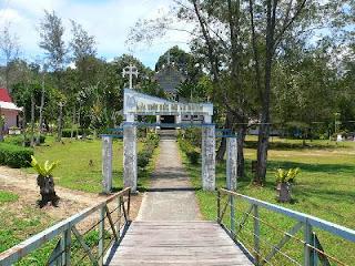 Visitindonesia; Galang Island, Memorizing A Refuge Of Vietnamese Inward Batam