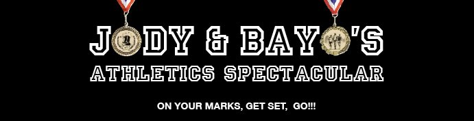 Jody & Bayo's Athletics Spectacular