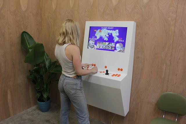 Polycade - Die Arcade-Maschine für die eigen vier Wände | Kickstarter Gadget Tipp