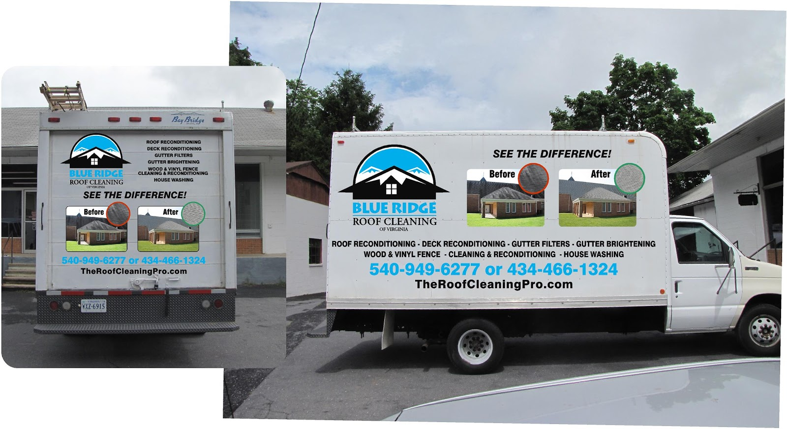 Blue Ridge Exterior Cleaning Protecting Your Roof