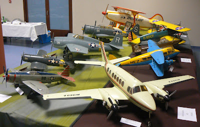 Mostra d'aeromodels i maquetes d'avions