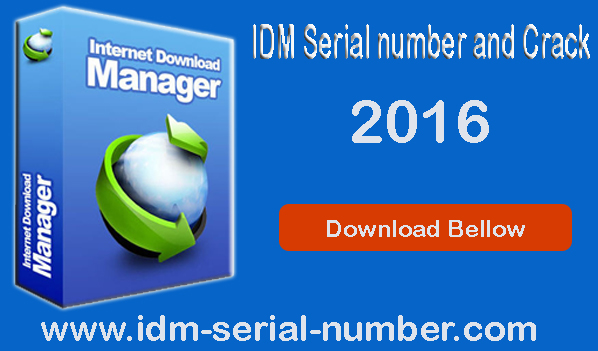 idm crack serial no