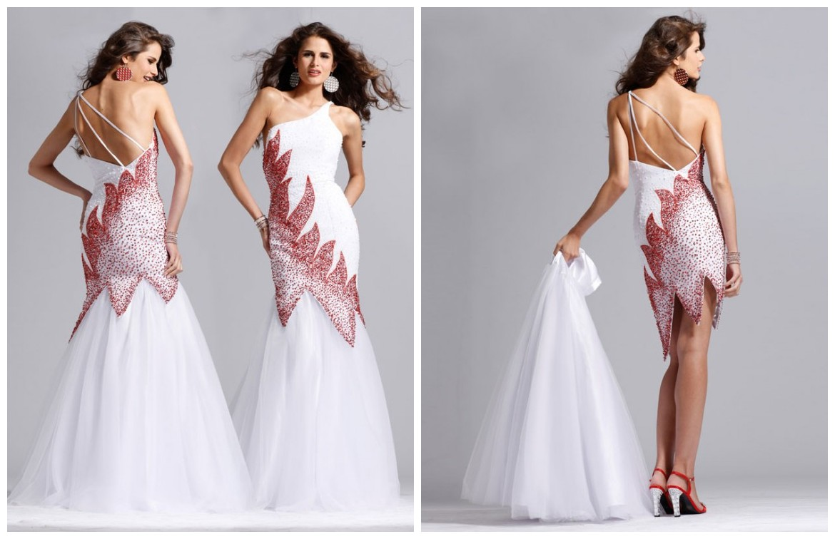 WhiteAzalea Simple Dresses: Look Perfect In Your Convertible Wedding ...