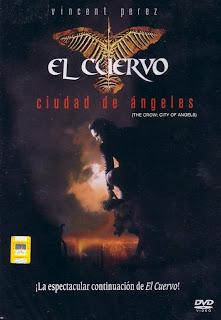 El Cuervo: Ciudad de Ángeles