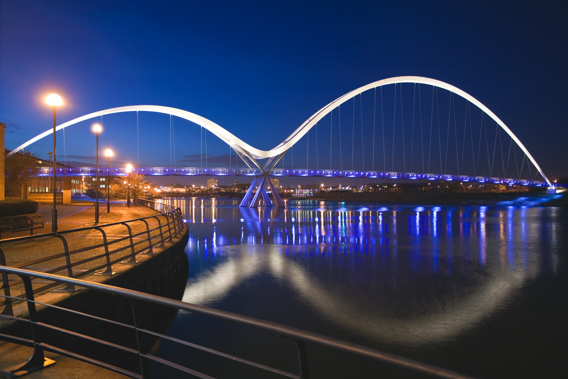 infinity bridge aasarchitecture