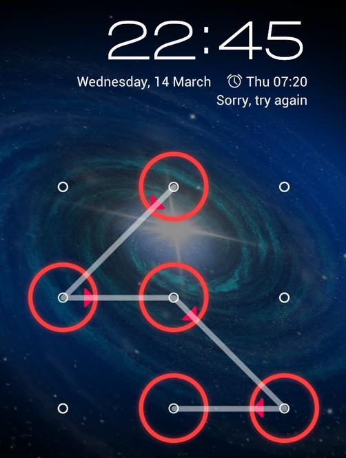 Cara Membuka Android yang Lupa Pola (Pattern)