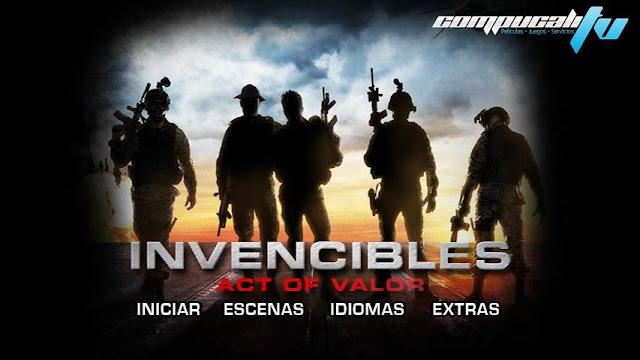 Act of Valor DVDR NTSC Full Español Latino 2012