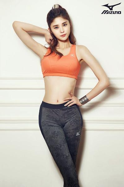 EXID Junghwa Mizuno