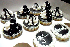 CUPCAKE HANTARAN + STEAM BUTTER CREAM