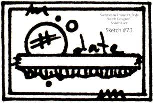 Sketch #73 June 1-7