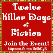 12 days of killer fiction button