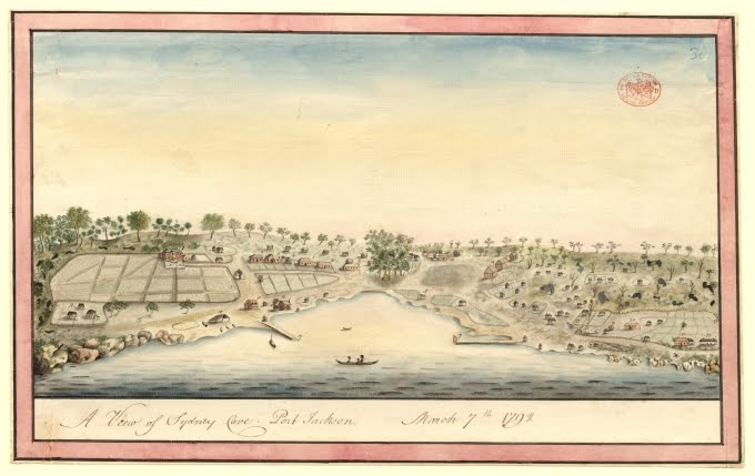 Sydney Cove 1792