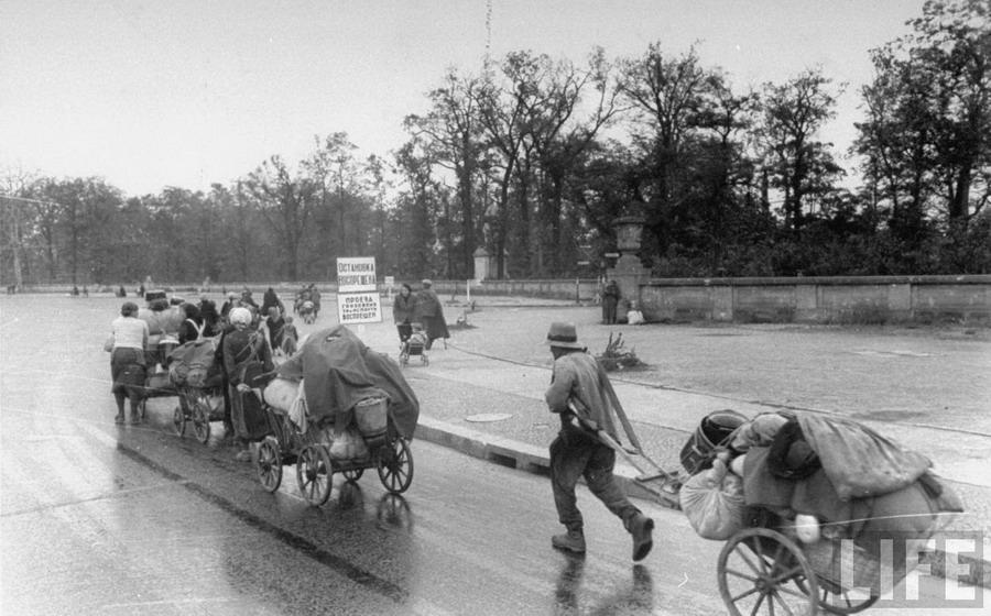 Berlín de la posguerra