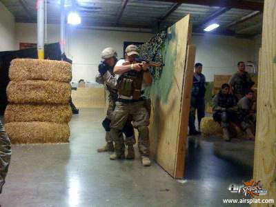 taccity Safety on the Field   CQB Rules