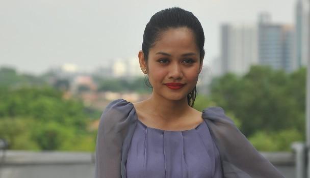 Liyana Jasmay - Fathuddin Mazlan Majlis Pernikahan Tahun 2013