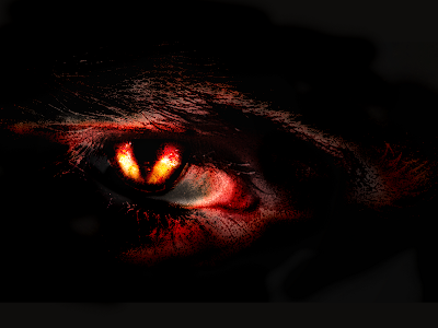HQ Red Devils Eye
