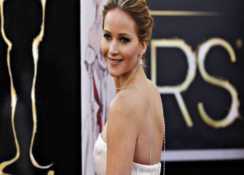 Gambar Bogel Jennifer Lawrence Tersebar Di Internet