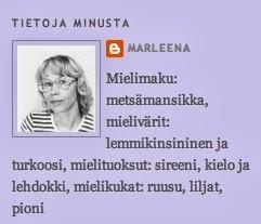 Marja-Leena=Marleena
