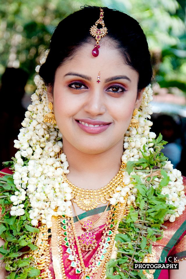 Simple kerala wedding