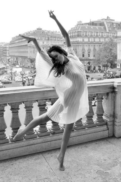 danse paris