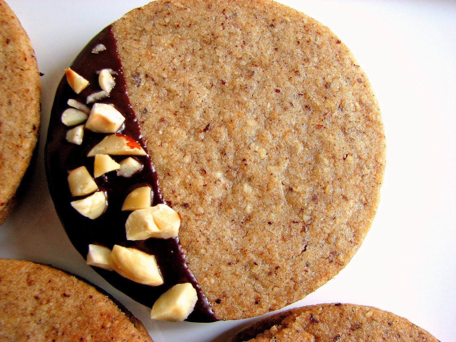 :pastry studio: Hazelnut Espresso Chocolate Cookies