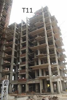 Amrapali La Residentia :: Construction Update t11