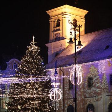 Ofertă Revelion Sibiu  1500 lei / 2 persoane