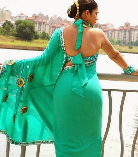 charmi kaur exposing her big round butt crack hot pics