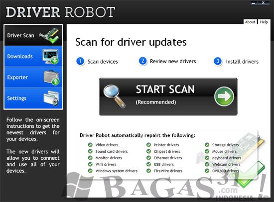 Driver Robot 2.5.4.2 Full Serial 2