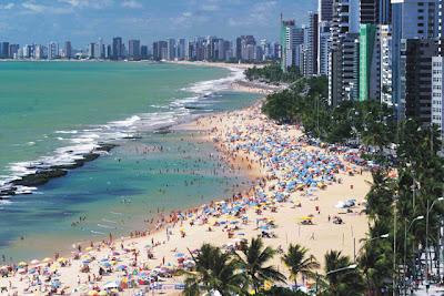 Ano Novo em Recife