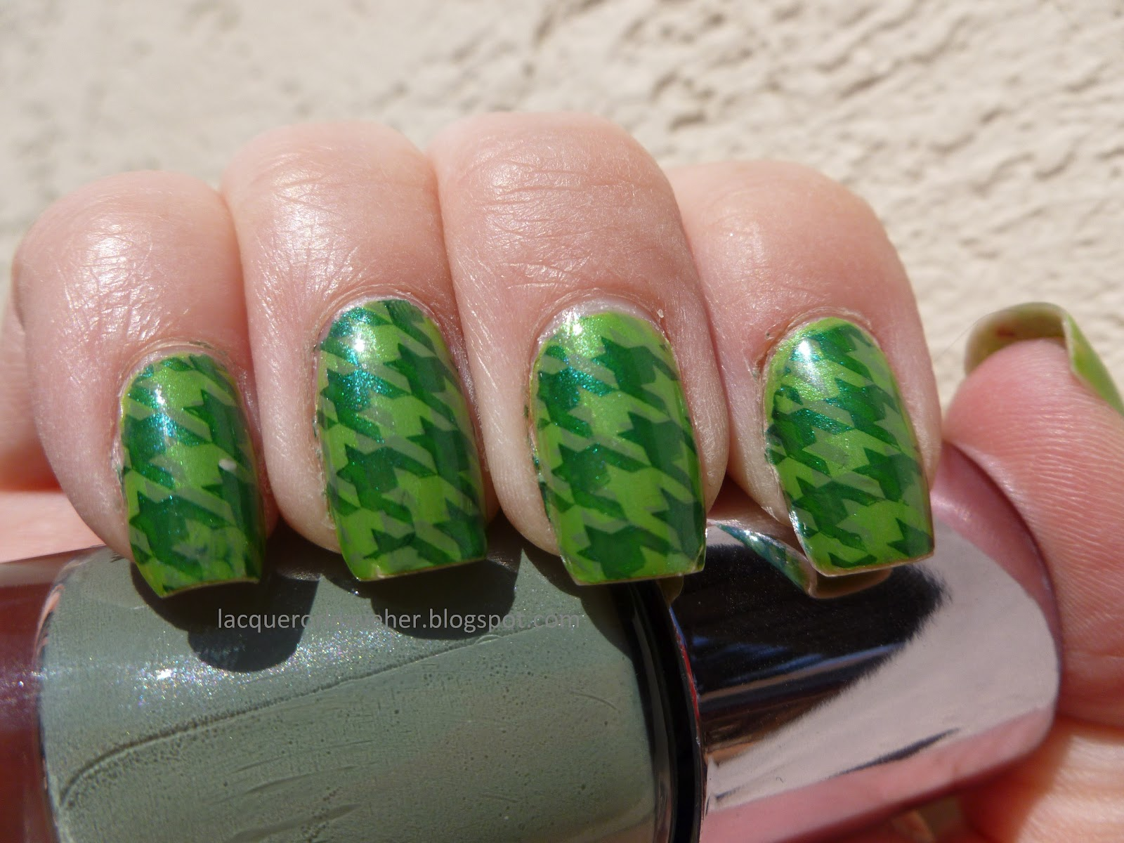 Lacquer or Leave Her!: MSMD NOTD Before & After: Shadow ...